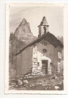 Savoie - 73 - Aquarelle Photo De Pignal  1939 Chapelle - Bourg Saint Maurice