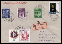 DDR Nr. 3358 U.a. Brief (1870101836) - DDR