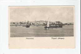 TRIPOLI (AFRIQUE) PANORAMA - Libye