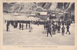 CPA - Chamonix-Mont-Blanc : Concours De Skis - Wintersport
