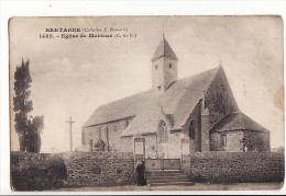 Eglise De Morieux / Edition BRETAGNE E. Hamonic N°1425 - Otros Municipios