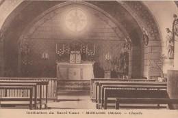 Moulins, Chapelle. Institution Du Sacré-Coeur - Moulins