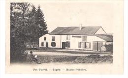 Pré-Pierret   Sugny  Maison Frontière - Belgique