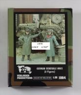 "- VERLINDEN - Figurines "" German Generals  WWII  ""- 1/35°- Réf 1064 - Figurines"