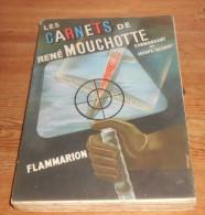 Les Carnets De René Mouchotte, Commandant Du Groupe Alsace. André Dezarrois. 1949. - Histoire