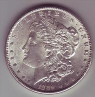 - USA - Etats Unis - One Dollar Morgan 1889. SUP - Émissions Fédérales