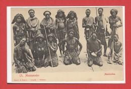 AFRIQUE --  ANGOLA  -- Mossamedes - Mondombes - Angola