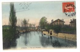 Corbeil - Vue Sur L´ Essonnes - Corbeil Essonnes