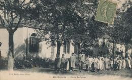 ALGERIE ))  AIN BESSEM   école Indigène   Coll étoile, Photo Albert 7 - Algerije
