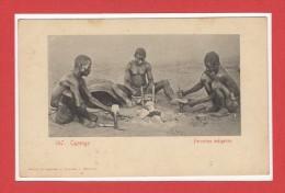 AFRIQUE --  ANGOLA  -- Cazengo - Ferreiros Indigenas - Angola