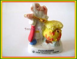 Asterix Et Compagnie Mat Et Or  ...Lot De 2 ...Ref. AFF : 2007 ... (pan 0021) - Tekenfilms