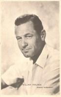 CPA-1956-ARTISTE USA -WILLIAM HOLDEN-PHOTO Mate PUB-Biscottes SUPER-PARIS-TBE - Artistes