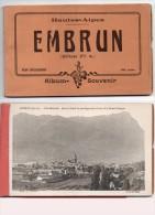EMBRUN - Carnet De 15 Vues : Gare - Caserne.... ... ...(83238) - Embrun