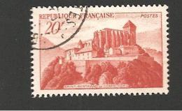 N° 841 A FRANCE - OBLITERE - ST BERNARD DE COMMANGES - 1949 - Gebraucht