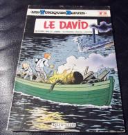 "LES TUNIQUES BLEUES "" LE DAVID "" - LAMBIL / CAUVIN - E.O 1982 DUPUIS - Tuniques Bleues, Les"