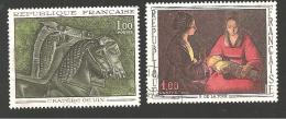 FRANCE N°1478 Et 1479 Oblitéré - Francia