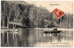 Environs De GAP - Lac De Charance - Barque ... ...(83244) - Gap
