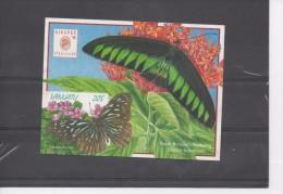 VANUATU - Faune - Papillons : Tirumala Hamata - Insectes - Lépidoptères - - Vanuatu (1980-...)