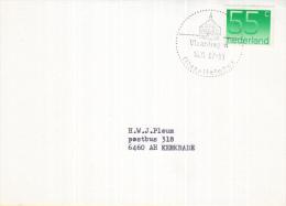 Nederland – Stempel Filatelieloket - Vlaardingen -  16 November 1987 - Poststempels/ Marcofilie