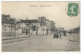 93 - LE BOURGET - Route De Flandre - Edition Dupuis - 1909 - Le Bourget