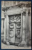 13 BOUCHES DU RHONE AIX EN PROVENCE : PORTE DE L'HÔTEL DE CARCES.RUE EMERIC DAVID - Aix En Provence