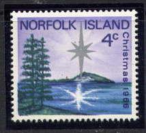 NORFOLK - N° 78** - NOËL - Ile Norfolk