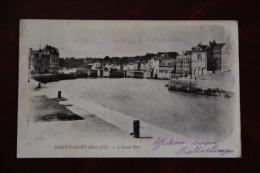 Saint Valery En Caux - L'Avant Port - Saint Valery En Caux
