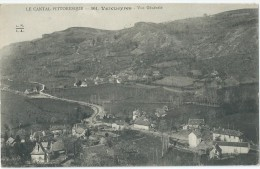 15 - LAROQUEVIEILLE - VERCUEYRE - Vercueyre, Vue Générale - TBE - Frankrijk