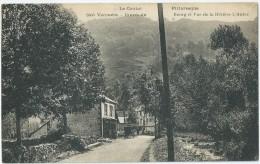 15 - LAROQUEVIEILLE - VERCUEYRE - Vercuère - Entrée Du Bourg Et Vue De La Rivière L'Autre - Frankrijk
