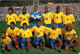 B16-0013 :   FOOTBALL COLOMBIA - Calcio