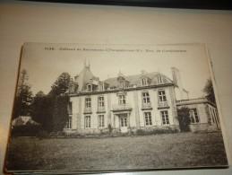 29 - Autres Communes : Plougourvest : Château De Kervoanec - France