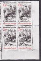 N° 2443 Centenaire De La Naissance D'Henri Alain Fournier: Illustration Du Livre Le Grand Meaulnes: Bloc De 4T - France