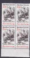 N° 2443 Centenaire De La Naissance D´Henri Alain Fournier: Illustration Du Livre Le Grand Meaulnes: Bloc De 4T - France