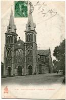 INDOCHINE CARTE POSTALE DEPART SAIGON-CENTRAL 26 JUIL 07 COCHINCHINE POUR HANOI - Cartes Postales