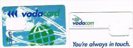 TANZANIA - VODACOM / VODACARD (SIM GSM) -   USED WITHOUT CHIP  -  RIF. 2628 - Tanzania