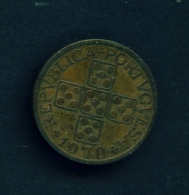 PORTUGAL  -  1970  50c  Circulated Coin - Portugal
