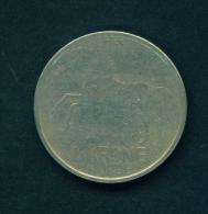 NORWAY  -  1963  1k  Circulated Coin - Norway
