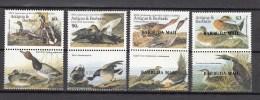 Barbuda Mail 1986,4V+Tab,complete Set,Audubon,birds,vogels,vögel,oiseaux,pajaros,uccelli,aves,MNH/Postfris(A2198) - Oiseaux