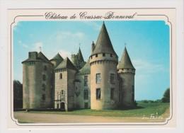 CPM - Chateau De COUSSAC BONNEVAL - Chateau Médiéval XIIe Et XVIIIe - France