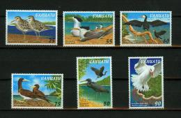 Vanuatu 1997,6V,compl Set,birds,vogels,vögel,oiseaux,pajaros,uccelli,aves,MNH/Postfris(A2200) - Vogels