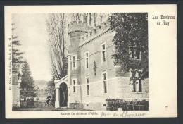 CPA - Environs De Huy - Entrée Du Château D´AHIN - Nels  Série 55 N° 11  // - Huy