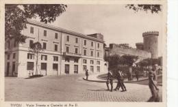 Tivoli -roma Viale Trieste-carabinieri In Ronda-viagg-1920 - Tivoli