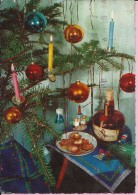 Happy New Year - Christmas Tree And Decorations, 1967., Yugoslavia (kruger, 900/3) - Anno Nuovo
