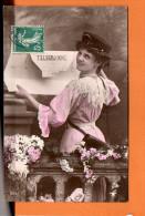 Poste - Télégramme - Fantaisie - Poste & Facteurs