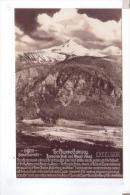 BONNEVILLE DAM Mount Hood Columbia River Photo  POST CARD Rppc Lancaster Enginer - Non Classés