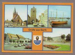 Deutschland - AK -  Barth - Barth