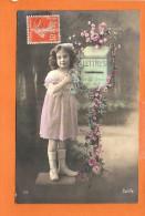 Poste - Lettre  - Fantaisie - Enfant - Poste & Facteurs