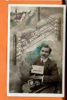 Poste - Lettre  - Fantaisie - Télégramme - Poste & Facteurs