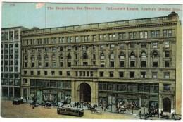 The Emporium, San Francisco - California's Largest, America's Grandest Store - Markets