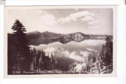 CRATER LAKE National Park  Photo Sawyers Scenic  POST CARD Rppc - Non Classés